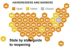 state by state guide to reopening